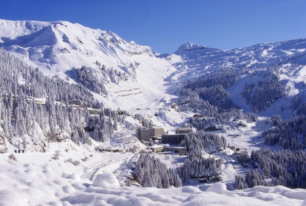 flaine-station